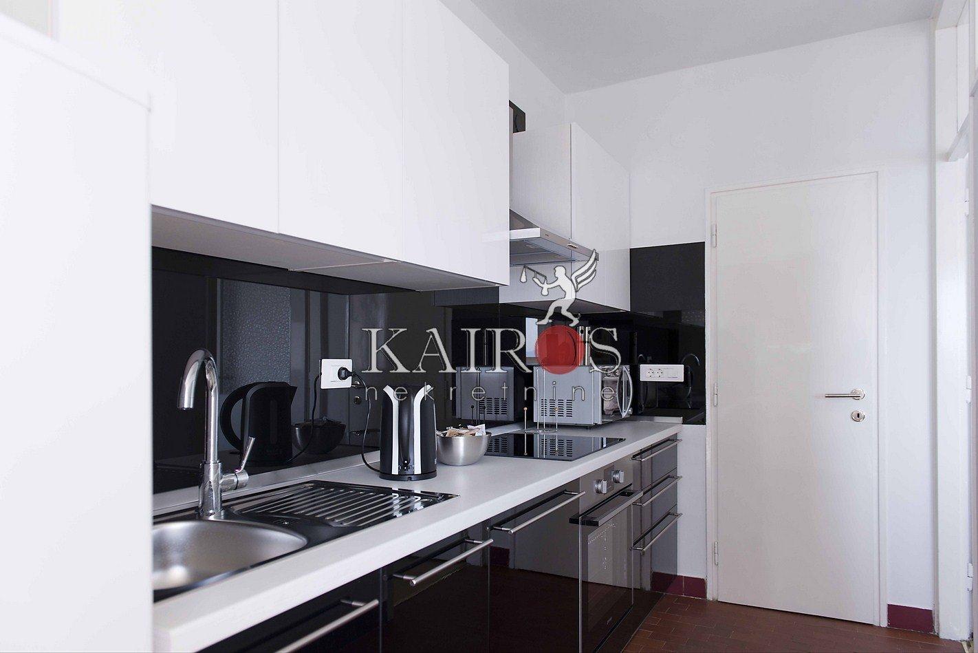 KRIMEJA, odličan 2S+DB, 83 m2, 500€