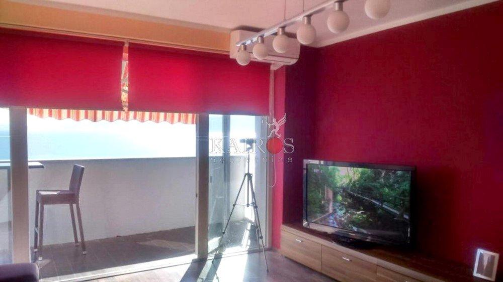 PEĆINE, MODERAN STAN, 60 m2, lođa, pogled na more